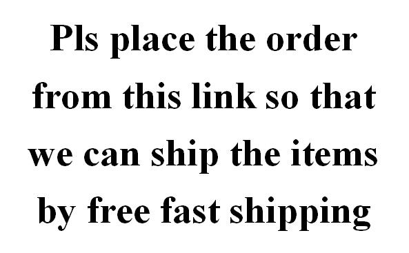 400 boxes and 500 bags special link for special orders by free  shipping