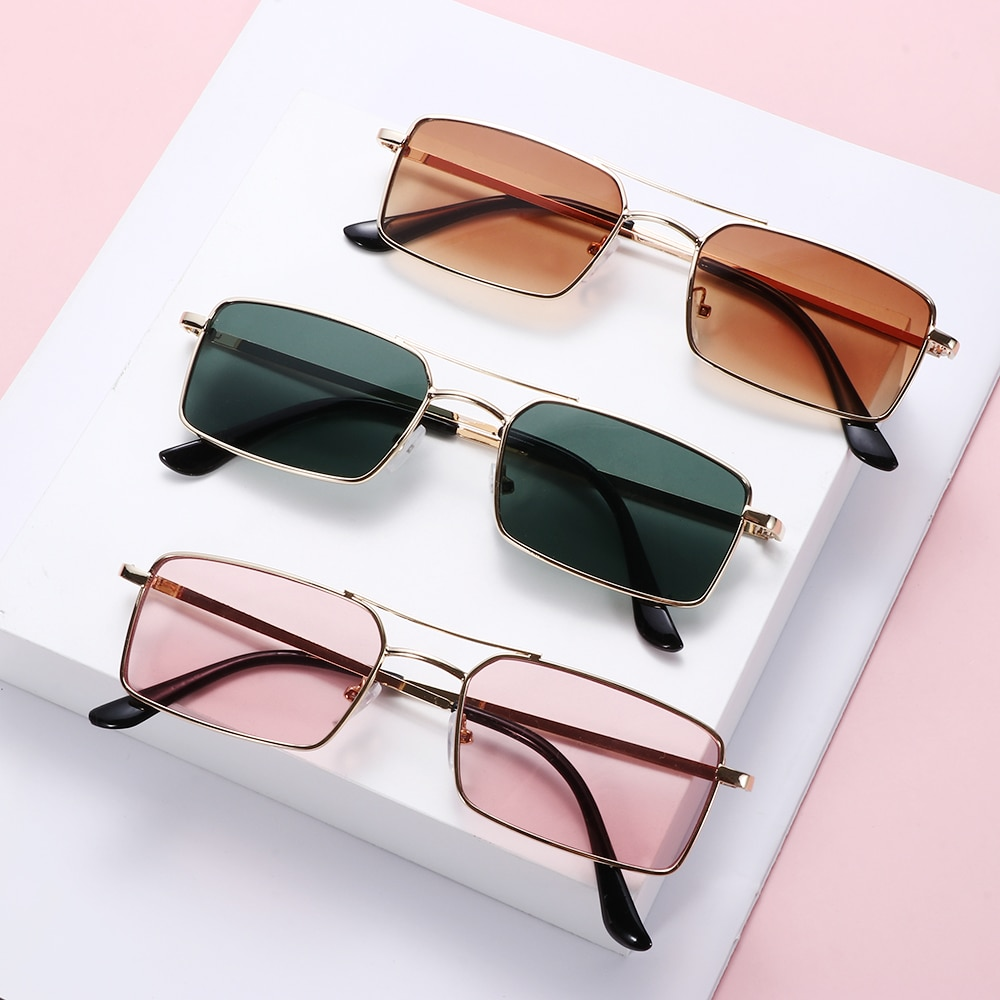 2021 Classic Retro Sunglasses Women Glasses Lady Luxury Steampunk Metal Sun Glasses Vintage UV400 Le