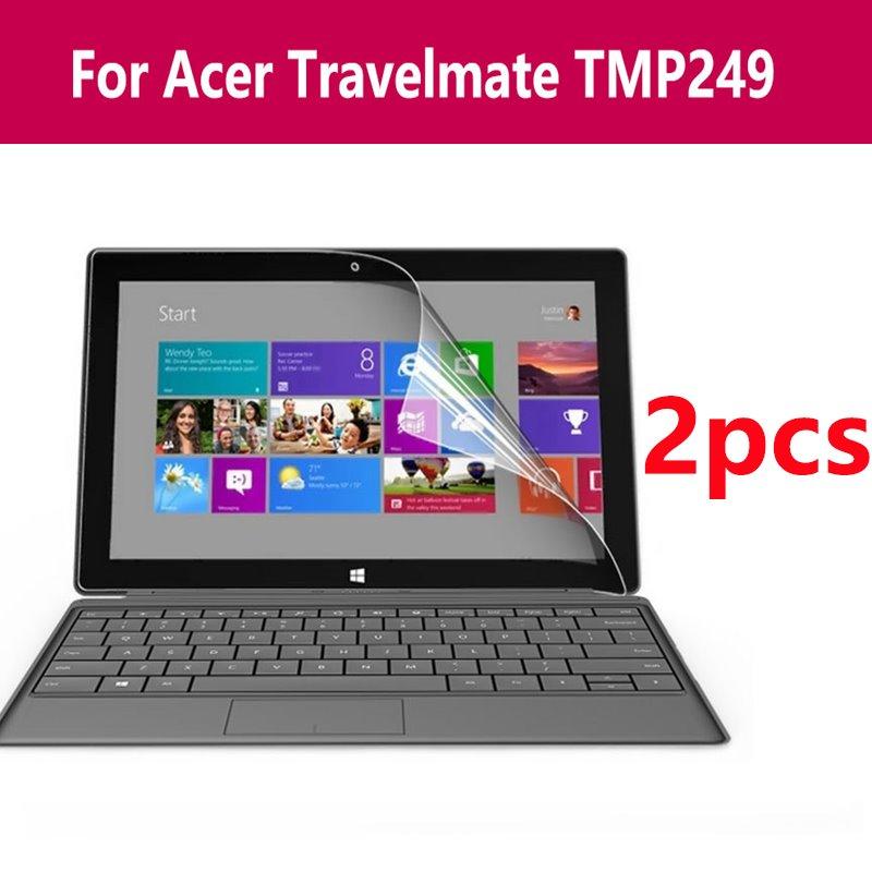 Hd מגן סרט כיסוי עבור מחשב נייד נייד עם ברור Microsoft משטח ספר מסך מגן כיסוי עבור Acer Travelmate Tmp249