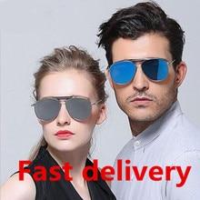 Y-2Luxury ladies men's sunglasses fashion retro classic sunglasses