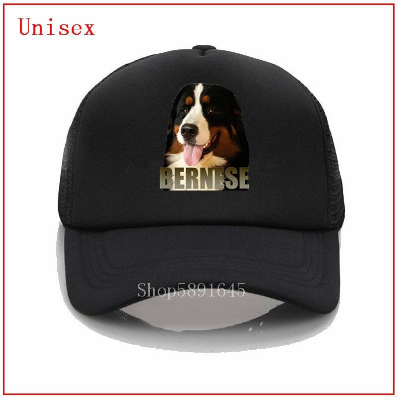 El regalo más popular del día del novio de alta calidad Snapback Bernese Mountain Dog snapback sombreros para hombres gorras de béisbol Bonnets