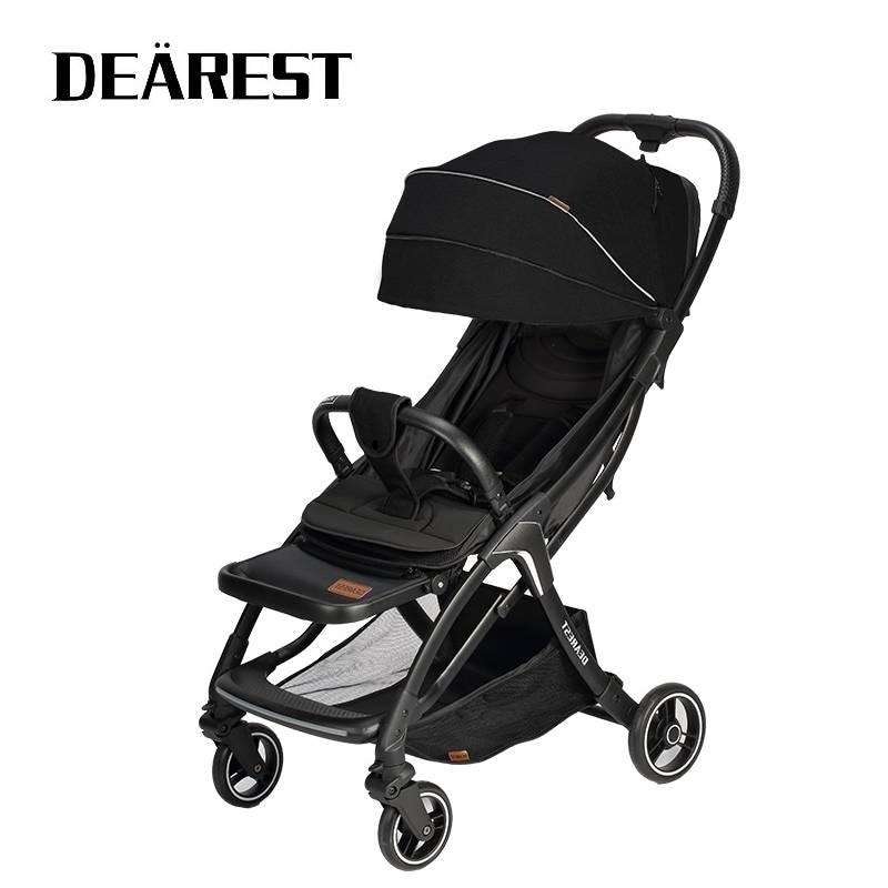 DEAREST A8L Babyfond 5.5KG Light Stroller Portable Carriage Umbrella Children Wagon Newborn Travelling Pram On Plane Gifts enlarge