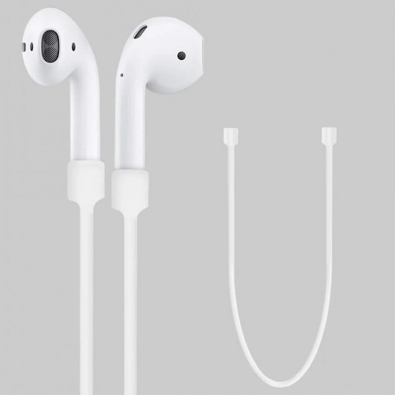 55/77CM auriculares Correa Airpods TWS accesorios cordón antiperdida de cuerda de auriculares...