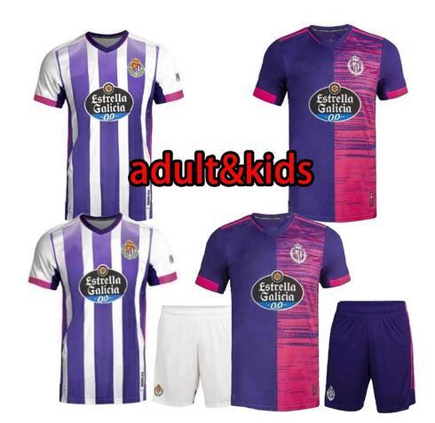 2020, 2021 Valladolid, jersey de fútbol 20 21 FEDE S R Alcaraz...