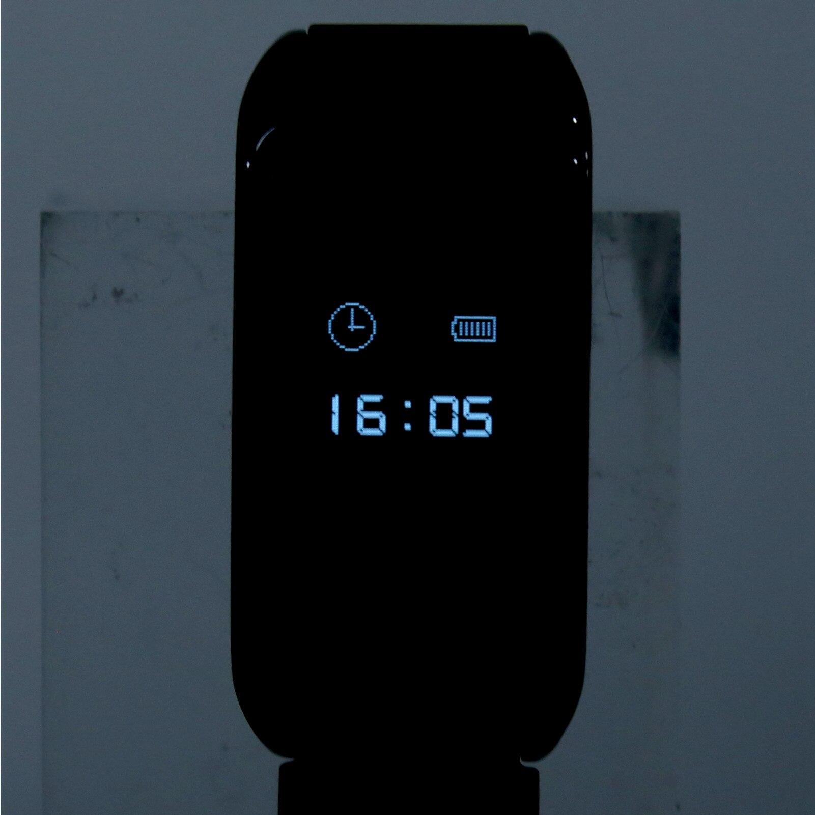 D6 1080P Voice Recording Smart Bracelet Watch Portable Camera Recorder Smartband enlarge