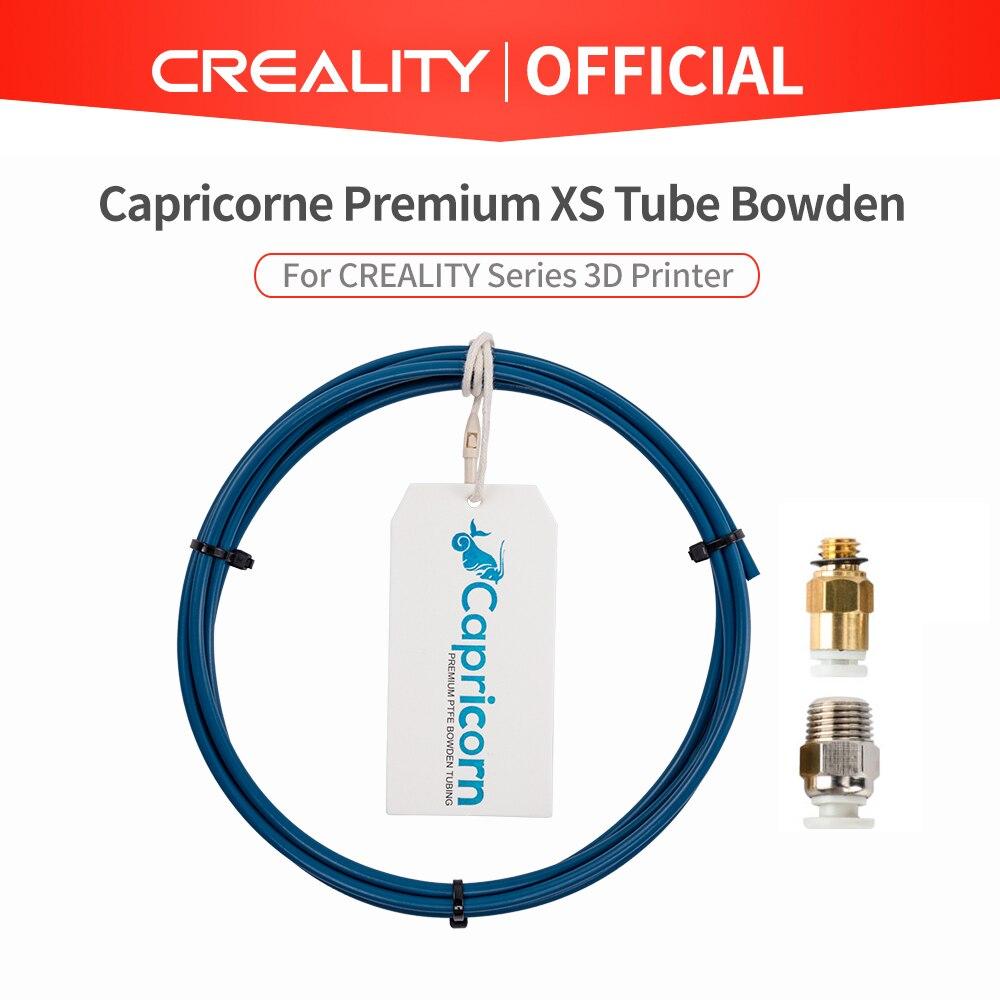 Capricornio Bowden tubo de PTFE XS Series Original 1M/2M forEnder/CREALITY serie 3D impresora