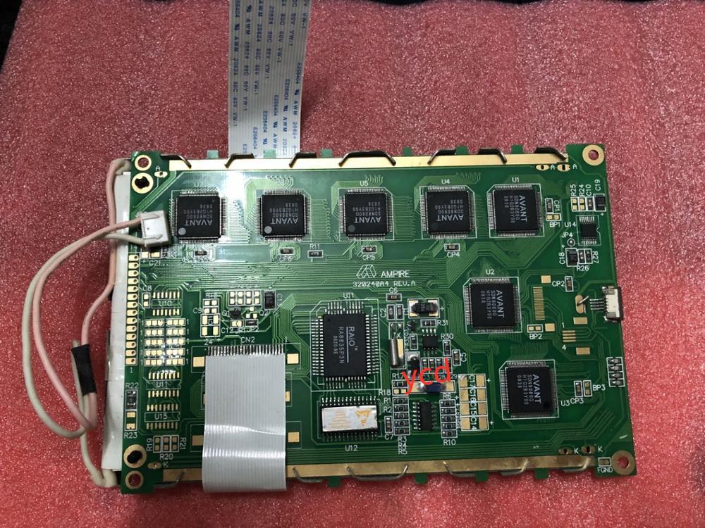 AG320240A4 industrial screen 5.7 inch LCD screen AG320240A4 REU.A