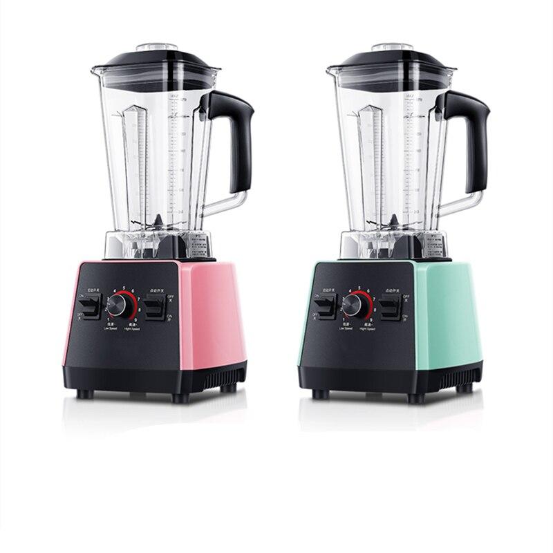 Large-caliber juice machine, low-speed slow-grinding juicer, household automatic multi-function vegetable juice machine
