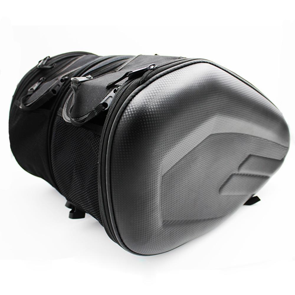 Один комплект водонепроницаемых мотоциклетных сумок шлем Боковая Сумка