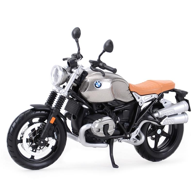 Maisto 1:12 R nineT Scermber R1200GS Ninja H2R 1199 1290 Super Duke R S1000RR Z900RS YZF-R1 литой под давлением сплав модель мотоцикла Игрушка