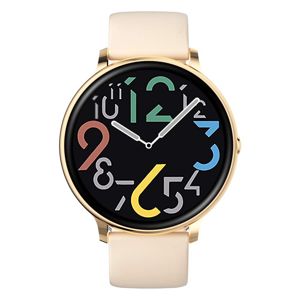 Q71 Smart Watch Bluetooth Call Men Women Sports Health Track Metal Case Watch Clock Round Full Touch Screen Smartwatch