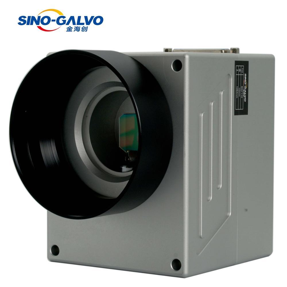 Envío Gratis SINO-GALVO sd7110 1064nm 10mm láser galvanometro escáner Galvo cabeza para máquina de marcado láser de fibra