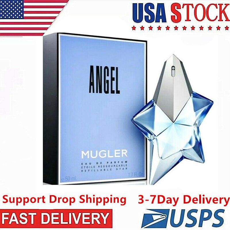 Новинка, распылитель для Туалетная вода «Тьерри муглер» с ангелом, парфюм 50 мл