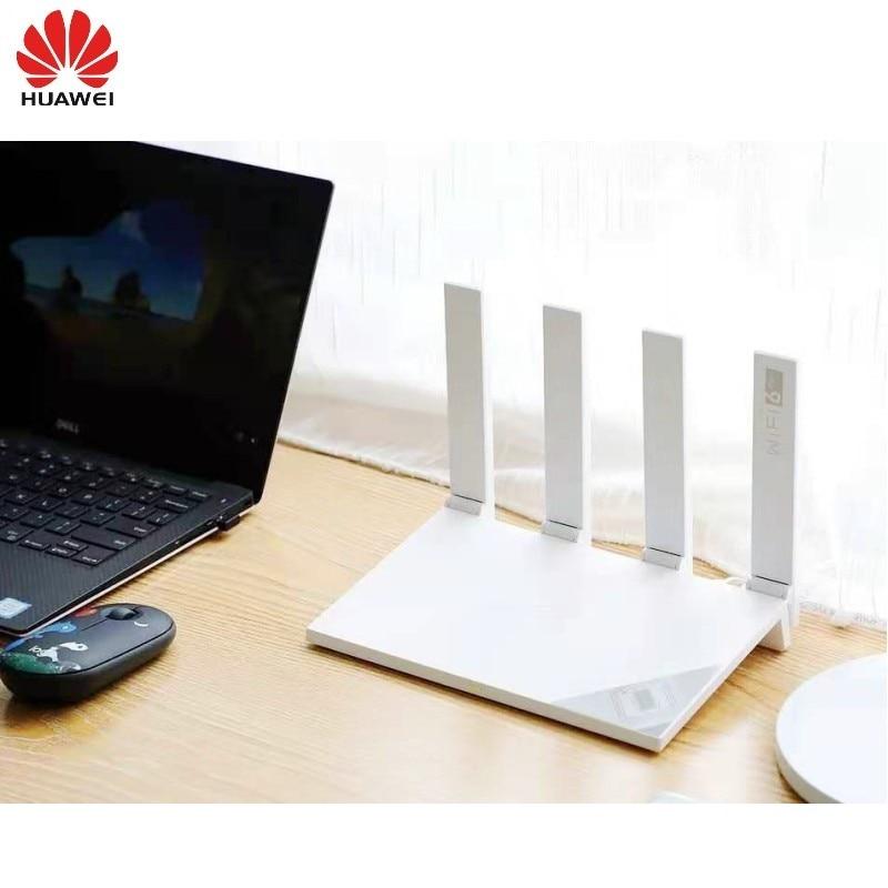 4 Port Ax3 Ax3 PRO 2.4G 5g WiFi Router Not Ont ONU