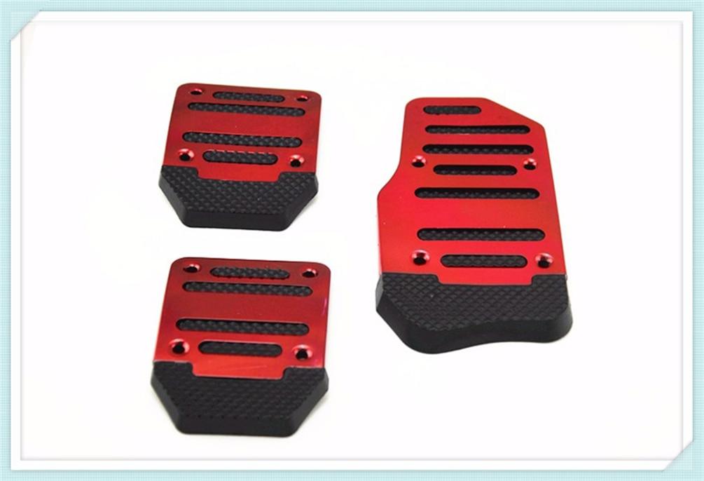 Universal car pedal set manual block / automatic throttle brake for Chevrolet Bolt WTCC Sequel Nubira Monte Kodiak