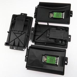 Scjyrxs qty 4 módulo do motor aquecedor de ar condicionado resistor caixa para golf beetle r32 tt 1j0 819 022 1kd 959 263