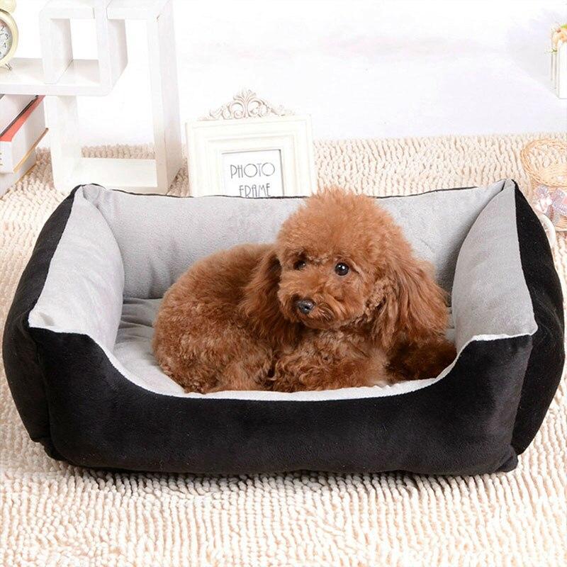 Cama de perro pequeña y mediana para mascotas, esteras, sofá, productos para...