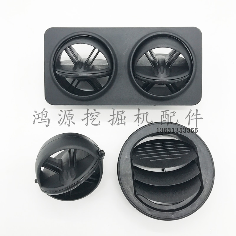 free shipping for Komatsu PC200 210 220 240 400-8 air conditioning vent vent vent excavator accessories