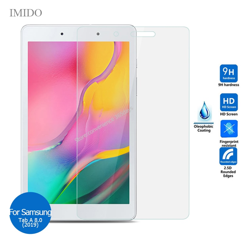 9h 2 5d tempered glass for samsung galaxy tab 3 t310 t311 8 screen protect clear cover for sm t310 sm t311 protector film 0 3mm For Samsung Galaxy Tab A 8.0 2019 Tempered Glass Screen Protector 9H Protective Film on TabA (2019) SM T290 T295 Sm-T290 Sm-T295