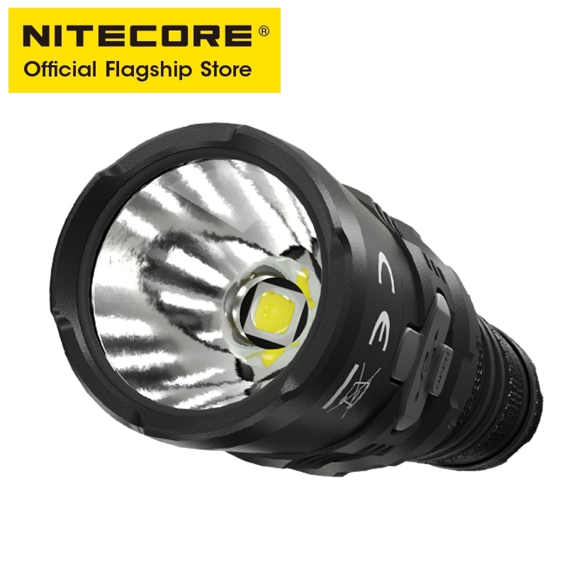 NITECORE MH12S Outdoor Portable Small Straight Flashlight Power Usb Rechargeable Flashlight Strong Bright Torch Tactical Lamp enlarge