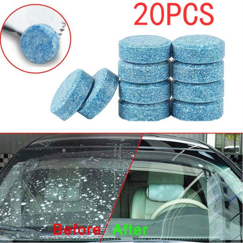 20 шт./упаковка, стеклоочистители для автомобиля, 20 шт. = 80 л