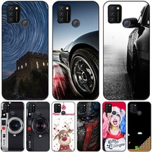 Phone Bags & Case For BQ 6631G Surf 2020 6.53 inch Cover Soft Silicone Fashion Marble Inkjet Painted