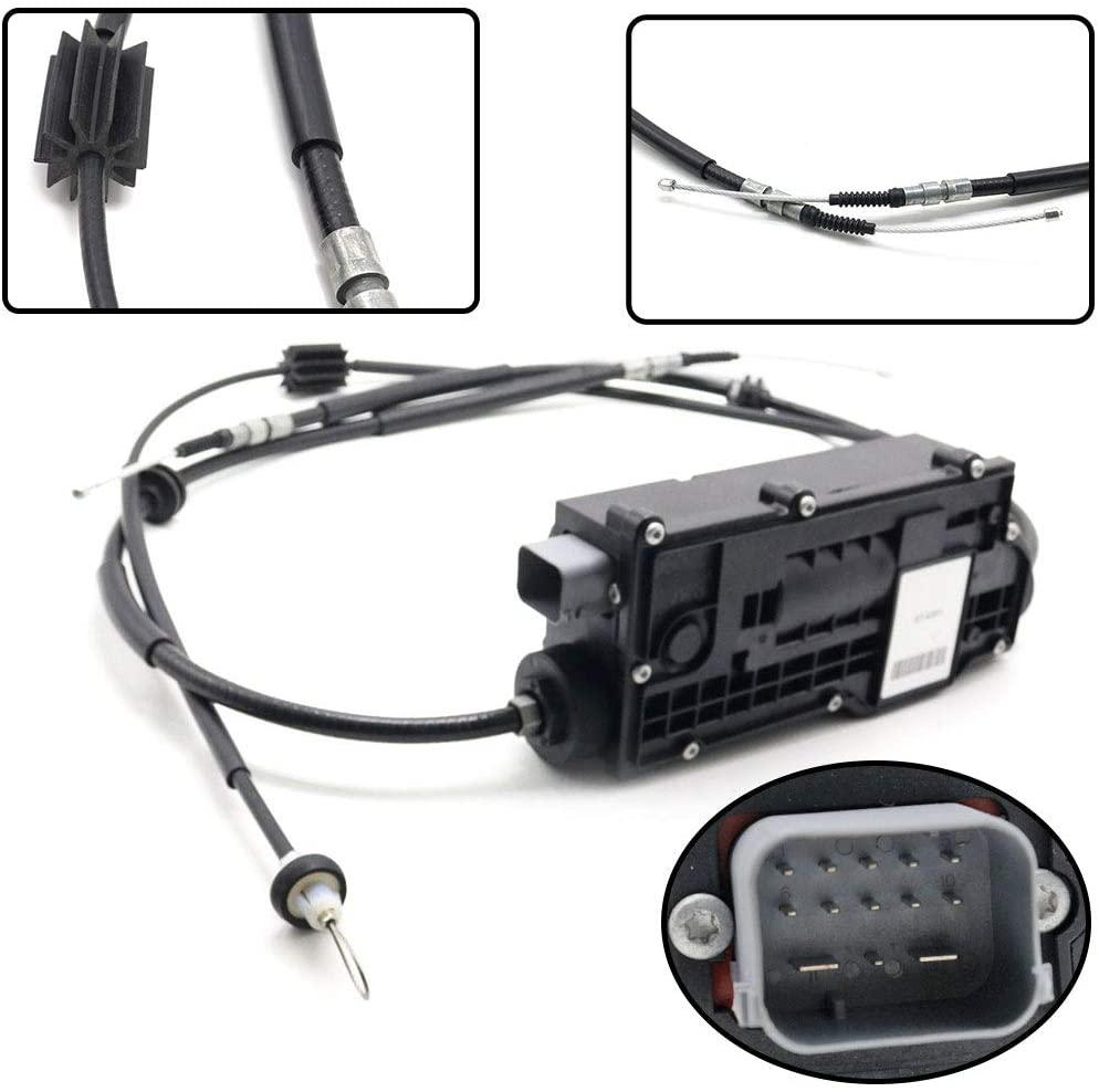 مشغل فرامل الانتظار الكهربائي, مع وحدة تحكم لسيارات BMW X5 E70 X6 E71 E72 34436850289 Fast