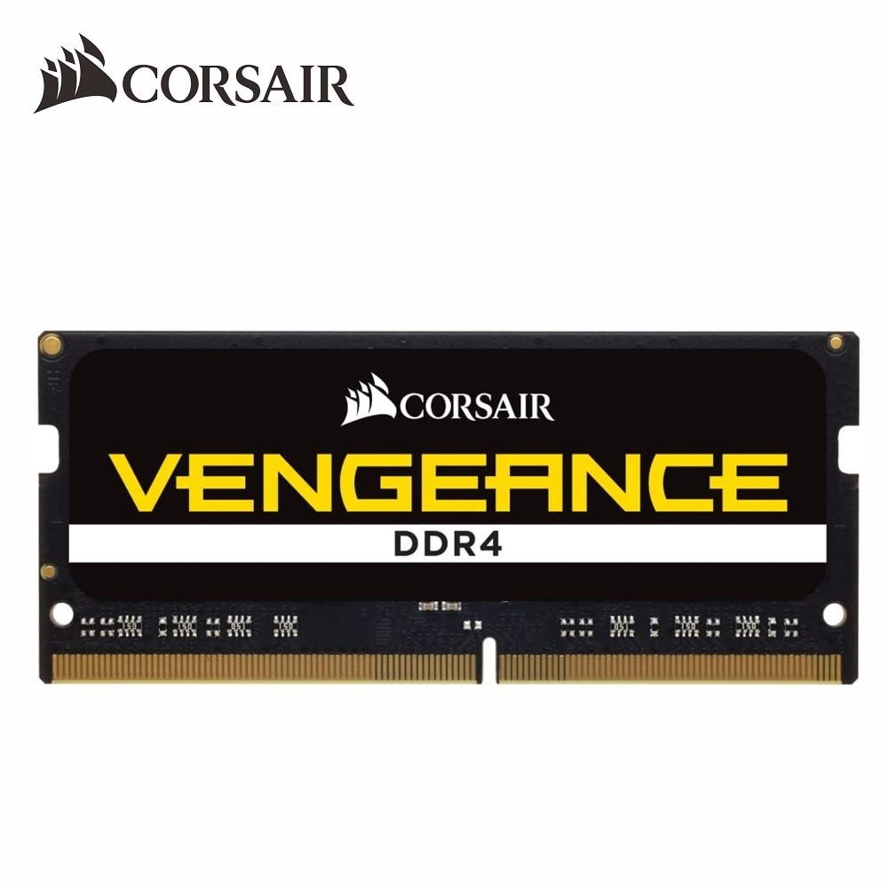 CORSAIR мести®Оперативная Память DDR4 SO-DIMM CMSX 8GB 16GB 32GB 2400MHz 2666MHz 3000MHz 8G ноутбук память комплект 260pin 1,2 V PC4 для ноутбука