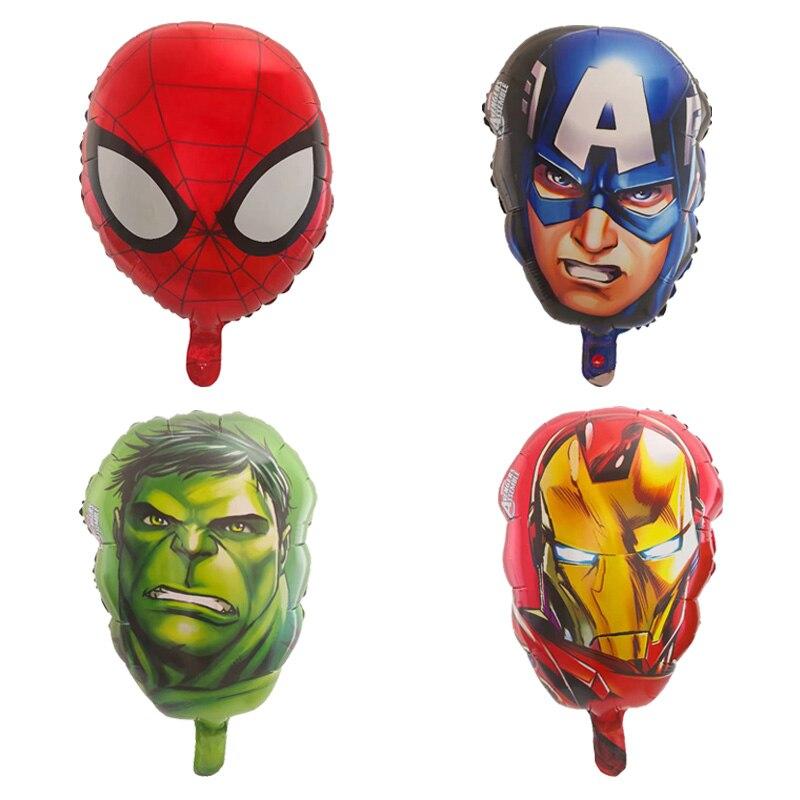 5-pezzi-55-33cm-capitan-america-hulk-spider-cartoon-man-head-palloncini-foil-the-avengers-hero-palloncini-decorazioni-per-feste-di-compleanno-giocattoli