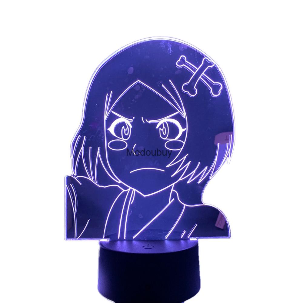 Lejía yabiru Kusajishi-Luz Led nocturna para decoración de dormitorio, luz de noche,...