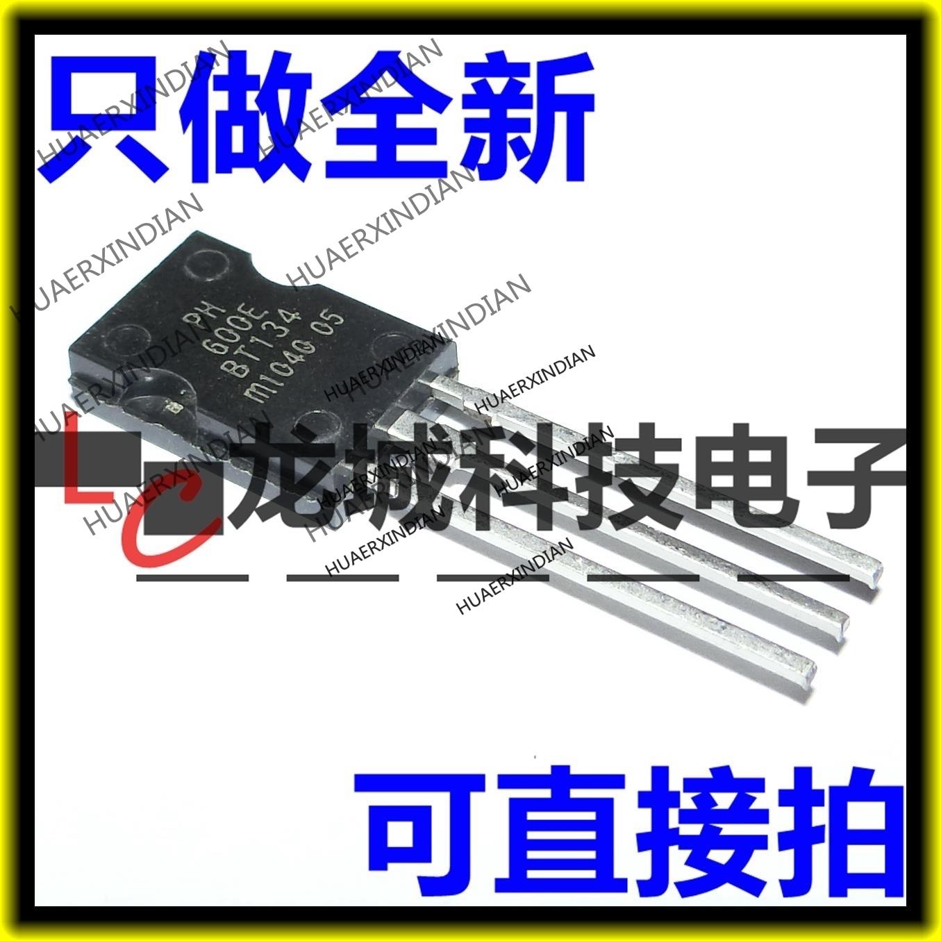 10 peças/lote NOVO BT134-600E BT134 4A/600V PARA-126 em estoque