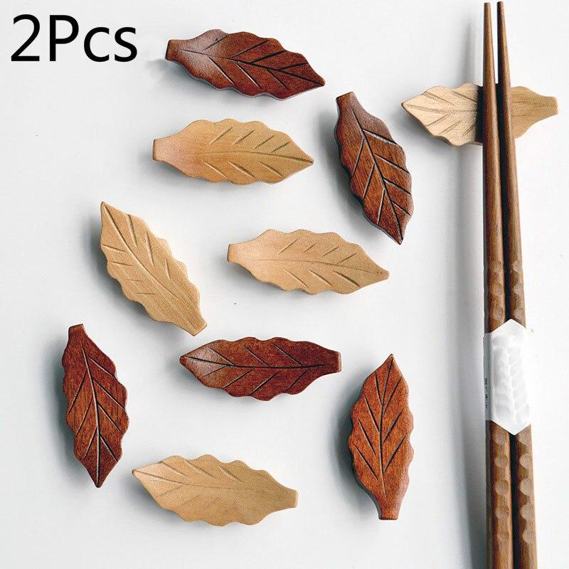 Forma de la hoja de madera palillos soporte cuchara resto tenedor bastidor...
