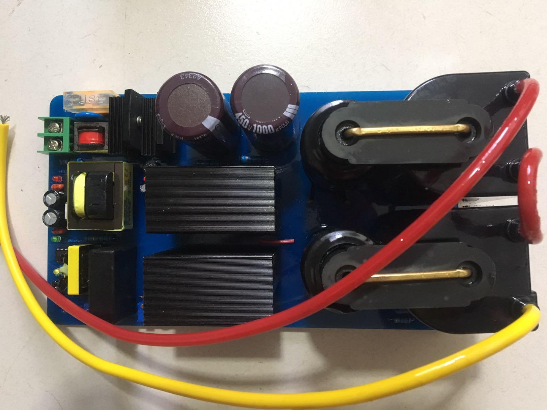 150w / 200w / 300w / 400w / 600w / 800W / 1000w الأوزون الطاقة حماية قابل للتعديل عالية التردد إمدادات الطاقة