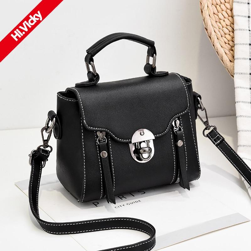 Famous Designer Brand 2021 European New Fashion Luxury Women Shoulder Bag Black Red Ladies Handbag High Quality Business Handbag