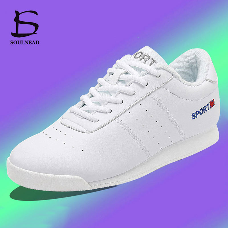 Aerobics Shoes Sneakers Girls Kids White Hip-hop Jazz Shoes Women Gym Shoes Soft Sole Competitive Wo