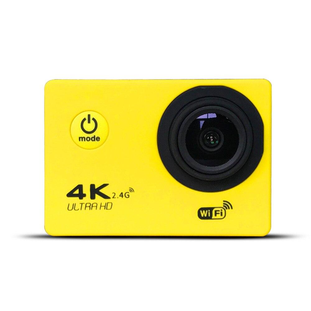 الترا HD 4 K عمل كاميرا واي فاي كاميرا 16MP 170 الذهاب كام 4 K ديبورتيفا 2 بوصة f60 مقاوم للماء كاميرا رياضية برو 1080P 60fps كام