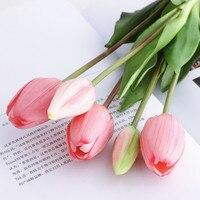 Букет декоративных тюльпанов (5 шт) Посмотреть