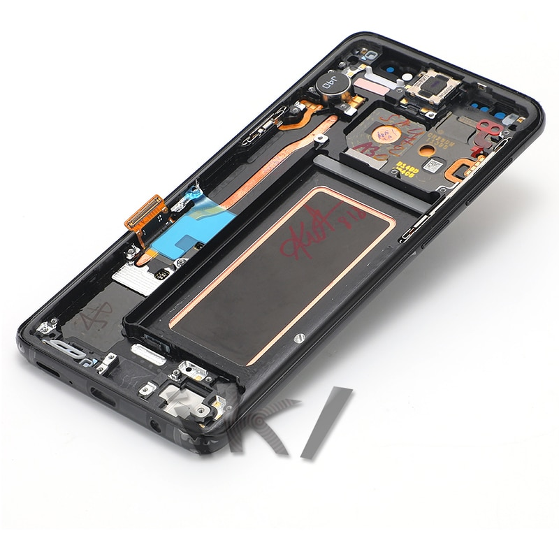 Super Amoled LCD Display S9 For Samsung Galaxy S9 Touch Screen Digitizer Top Quality Pantalla S9 G960 Screen Nomal Replacement enlarge