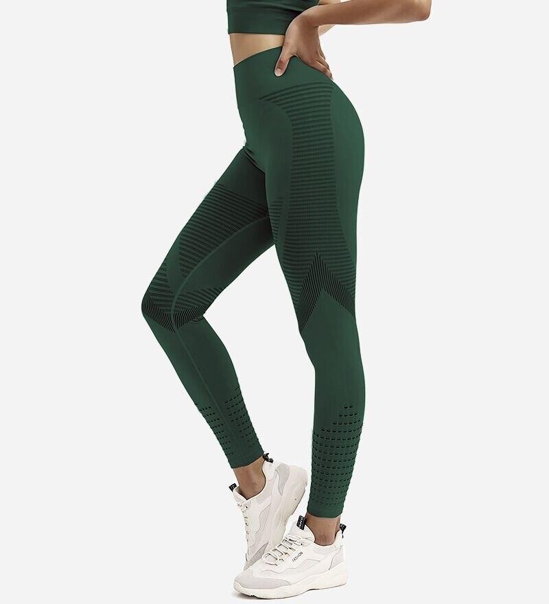 Leggings do esporte estiramento imprimir calças de yoga leggins calças de yoga das mulheres workout roupas de fitness jogging correndo calças de ginásio collants