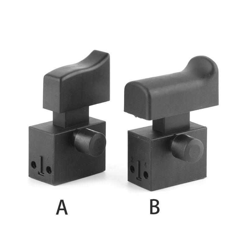 FA2-6/2B 250V ~ 5E4 Lock On Interruptor de Máquina de Corte da Ferramenta De Poder Broca Elétrica Angle Grinder