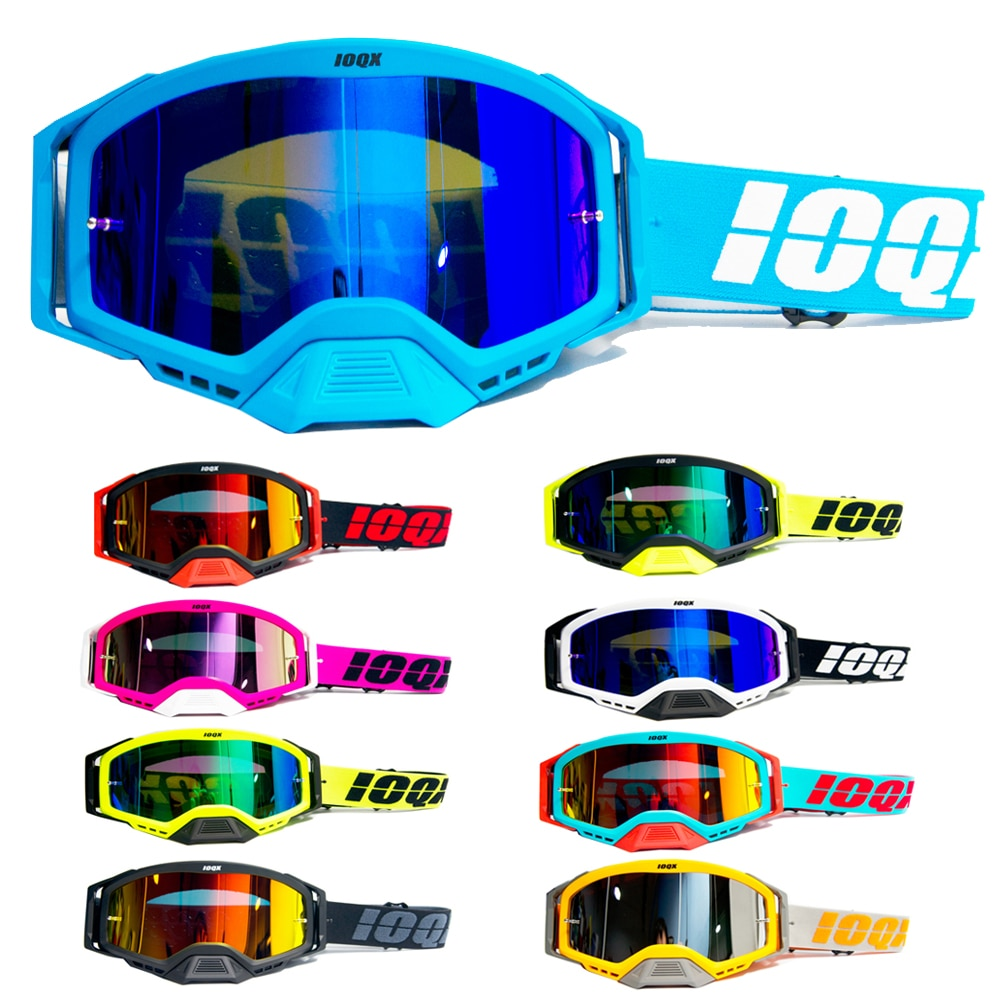 2020 Newest motorcycle sunglasses motocross safety protective MX night vision helmet goggles driver driving glasses for sale