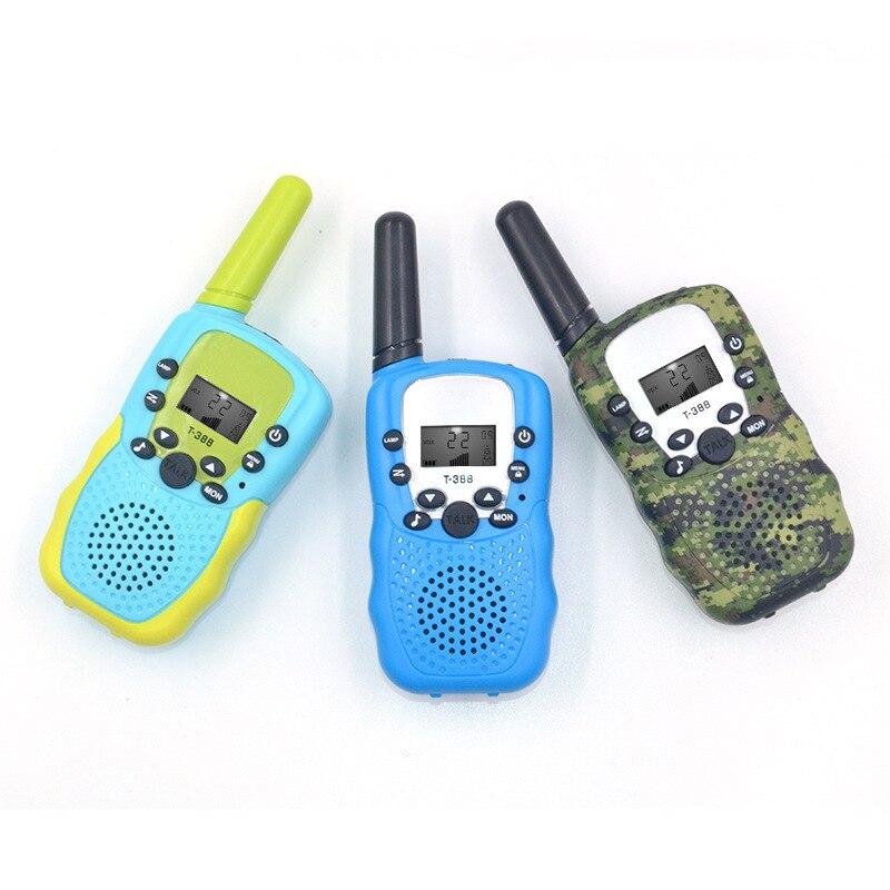 New Children's Walkie-talkie Handheld Wireless Communication 3 Km Parent-child Interactive Voice Transmission Walkie-talkie