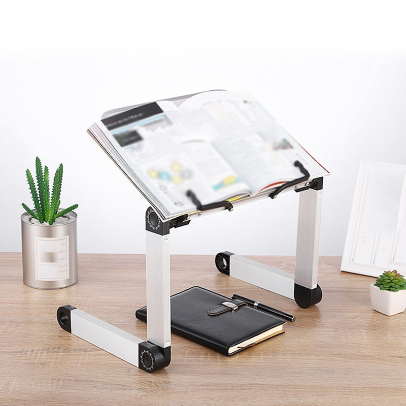 Portable Reading Stand Books Document Recipe Shelf Folding Cookbook Tablet Holder Organizer Rest Rack Office School Supplies