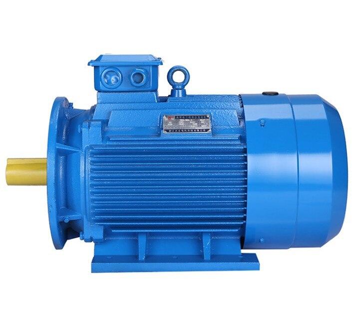 سعر المصنع 3-محرك حثي مرحلي 7.5 كيلو واط الكهربائية للخلاط