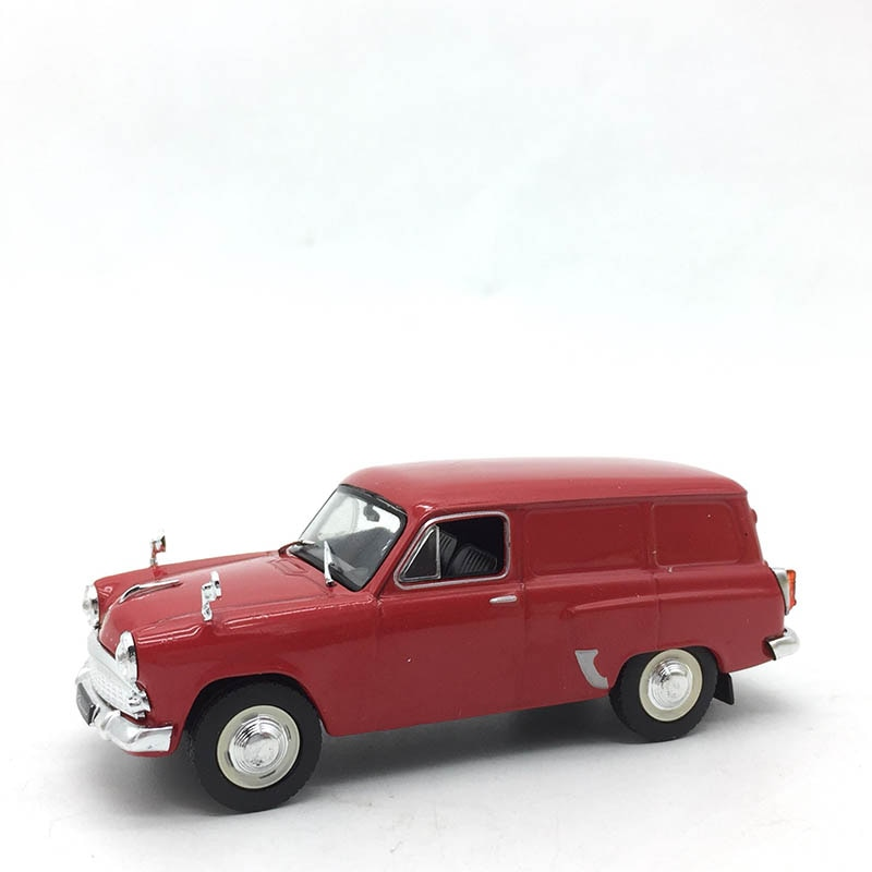 1/43 9cm aleación soviética fundición de Metal clásico colección de coches de juguete modelo Vintage coche de juguete