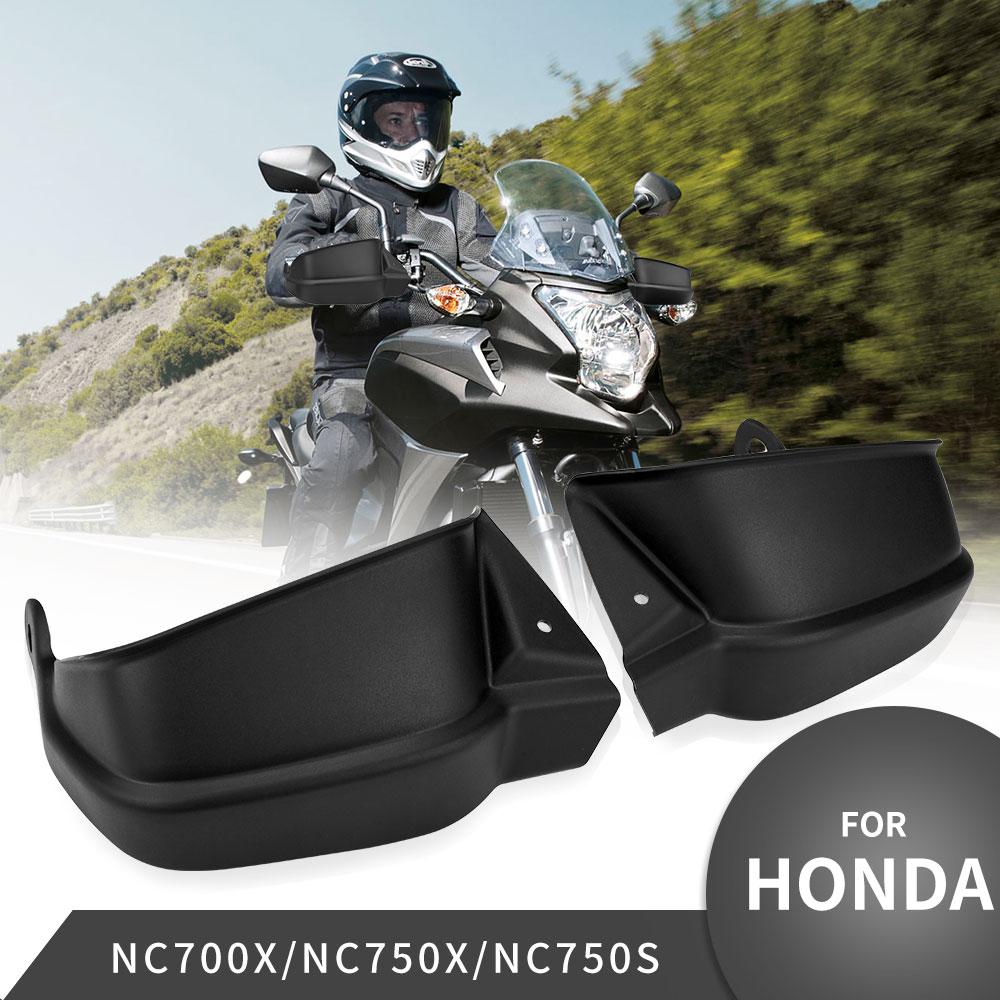 KEMIMOTO de ABS guardamanos para Honda NC700X NC750X 2012, 2013, 2014, 2015, 2016, 2017 NC750X 2018 mano de 2019 guardias protectores