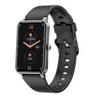 2021 1 57 inch men smart clock fitness tracker heartbeat stappenteller ip68 waterproof women smartwatch men for android ios