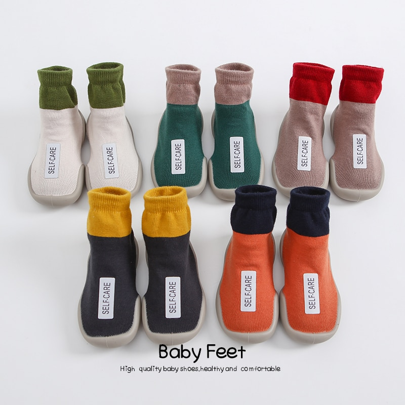 baby sock shoes baby girl baby boy floor anti-slip shoes