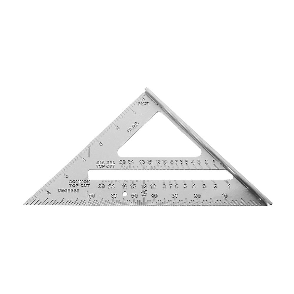سبائك الألومنيوم سرعة مربع مزيج مثلث حاكم نجار المنقلة ميتري تأطير
