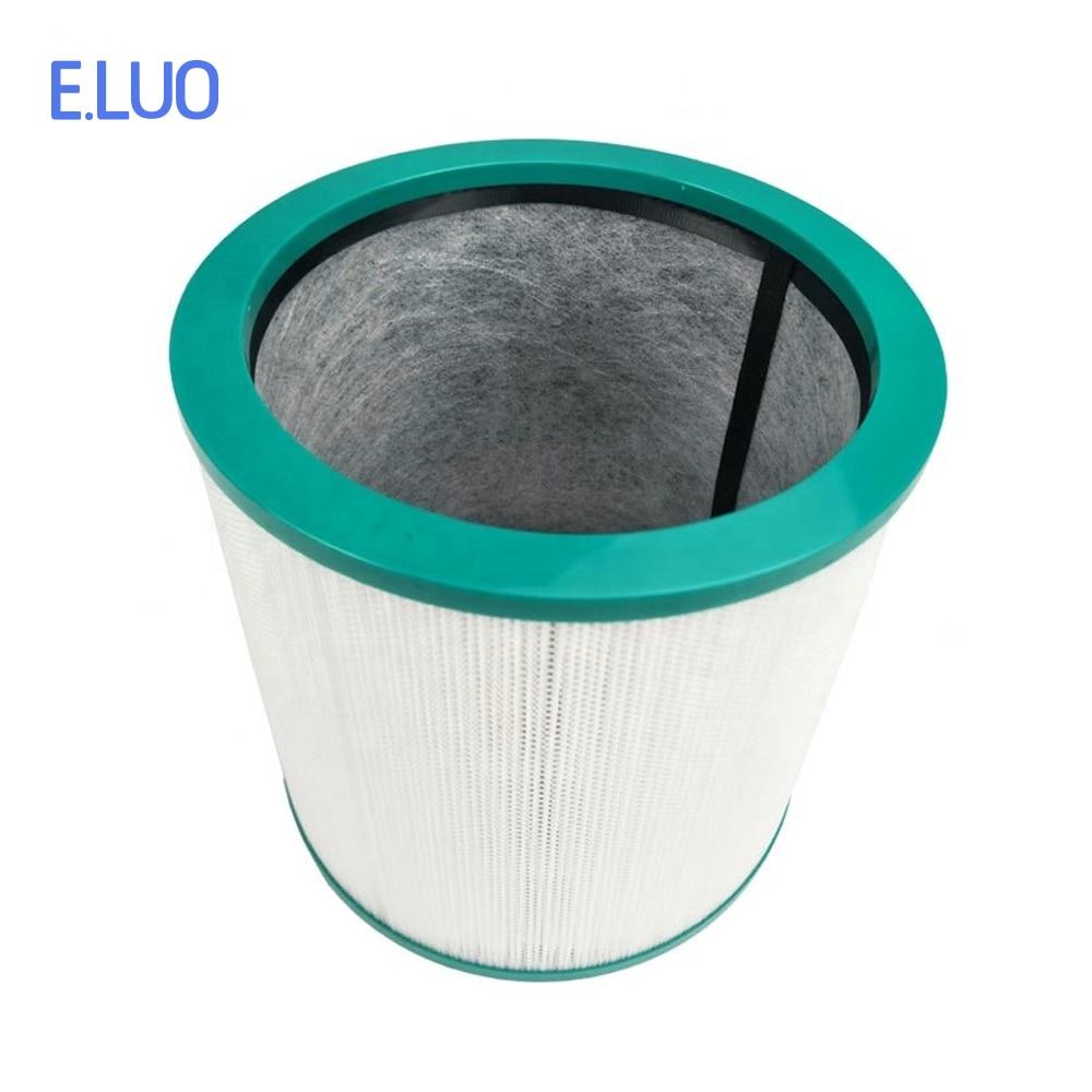 Para Dyson HEPA de compuesto de cartucho de filtro de aire de 360 de fibra de vidrio sustituye parte 968126-03 TP00 TP03 TP02 AM11
